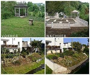 Garten Vorher Nachher Vorher Nachher Garten Vorher Nachher