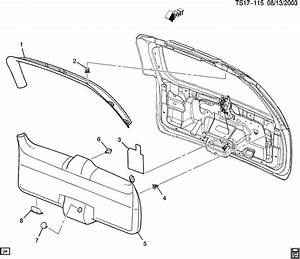 2002 Gmc Envoy Liftgate Parts Diagram  Parts  Auto Wiring