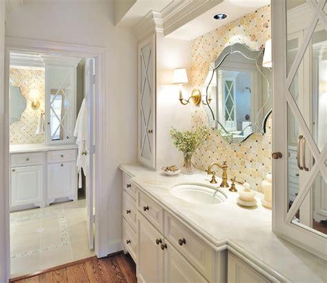 How To Make A Small Bathroom Look Like A Spa by 11 Simple Ways To Make A Small Bathroom Look Bigger Designed
