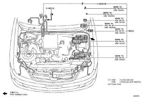 wiring diagram toyota kijang innova toyota innova kijang innovatgn41l gkmnkv electrical wiring cl japan parts eu