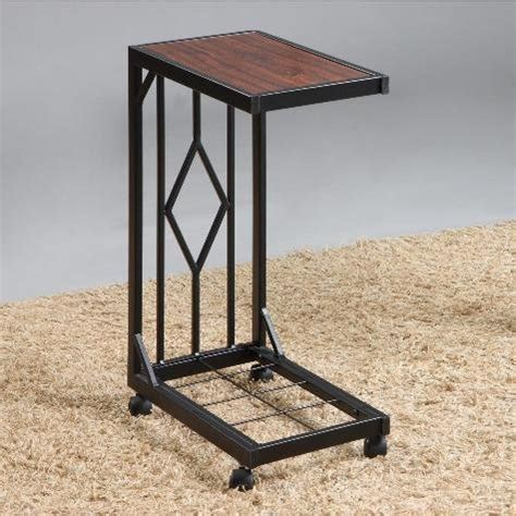 tv dinner tray table robin tv dinner tray table end side sofa storage wood ebay