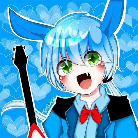 219 Best Images About Toy Bonnie The Little Blue Gay One On Pinterest Fnaf Toys And Deviantart
