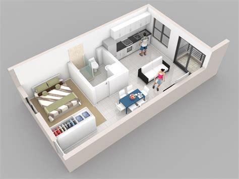 Small Rectangular Bedroom Design Ideas by Gallery