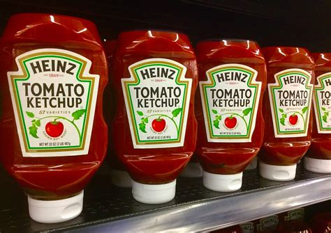 Heinz Ketchup | Heinz Ketchup, 4/2016, by Mike Mozart of ...