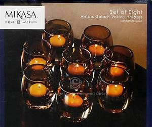 caramelcafe rakuten global market home accents tealight With kitchen cabinets lowes with amber votive candle holders