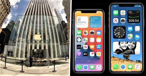 Apple Unveils New Home Screen And Brand New Features In
