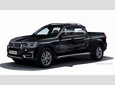 2018 BMW Pickup Truck Concept and Rumors Trucks Reviews 2018