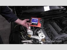 How to test an Alternator not charging from a blown fuse