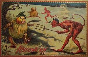HORROR ILLUSTRATED: Vintage Halloween Illustration