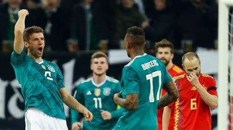 Fifa 21 spanien (euro 2021). Deutschland - Spanien: Nationalmannschaft spielt ...