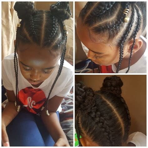 little girl braids my creations in 2019 braided