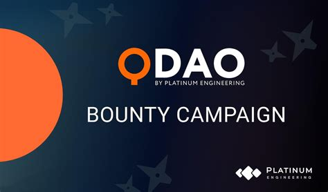QDAO Bounty review   Bounty listing by ICOnow.net