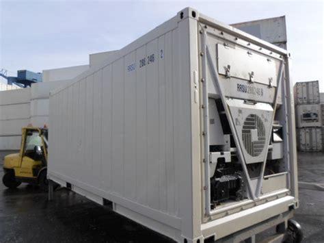 container chambre froide conteneur container contenair maritime et stockage 20