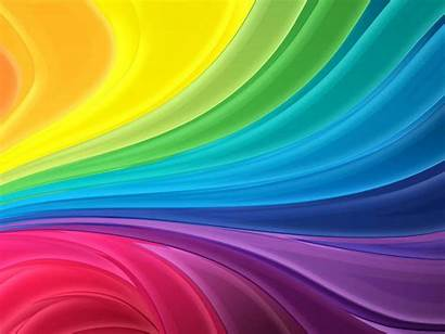 Rainbow Colours Wallpapers Abstract Backgrounds Desktop Kiwis