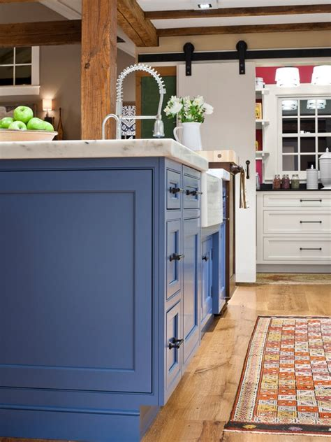 painted islands for kitchens painted kitchen island for the home pinterest