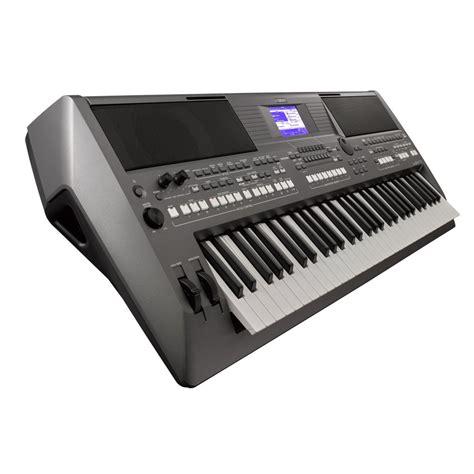 yamaha keyboard psr yamaha psr s670 workstation keyboard from rimmers