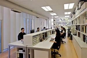 Oficinas modernas, creativas y pequeñas Arkiplus