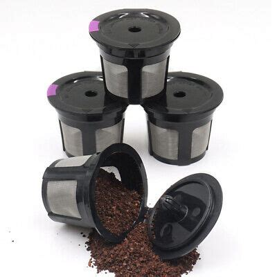 Peet's coffee major dickason's blend k cup. Stainless Steel Refillable Coffee Pods Capsule Reusable ...