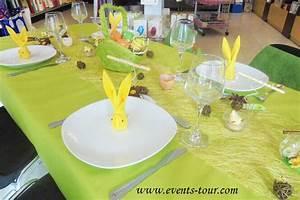 Lot D Assiette Pas Cher : d coration de table pour la f te de p ques ~ Melissatoandfro.com Idées de Décoration
