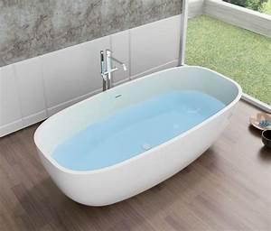 Freistehende Badewanne Mineralguss : freistehende badewanne acrylbadewanne freistehend bernstein badshop ~ Sanjose-hotels-ca.com Haus und Dekorationen