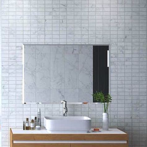 Bathroom Wall Tile Panels by Tile Effect Bathroom Wall Panels No Grout No Mould