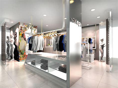 design  attractive retail store  bridge design