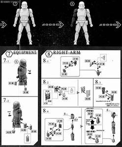 1  12 First Order Storm Trooper English Manual  U0026 Color