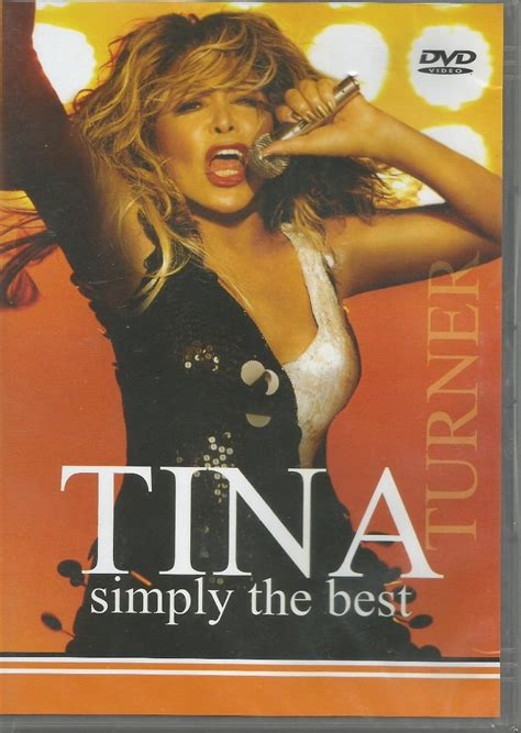 Tina Turner Simply The Best by Dvd Tina Turner Simply The Best Lacrado R 25 00