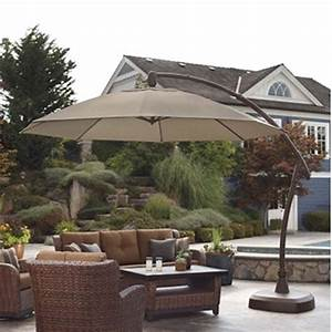 Parasol De Jardin : sombrilla de alta calidad para jardin o terraza elegante 18 en mercado libre ~ Teatrodelosmanantiales.com Idées de Décoration