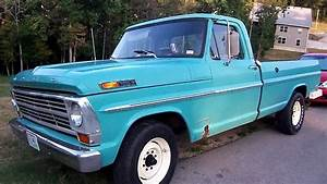 Wiring Diagram For 1968 Ford F250