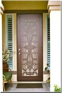 Titan Security Screen Door