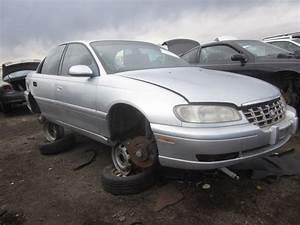 Junkyard Find  1998 Cadillac Catera