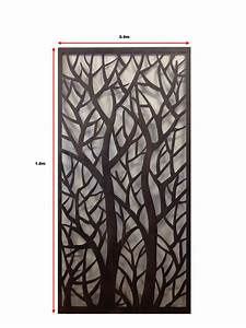 Garden Screens Ebay Decorative Metal Wall Art Autumn ~ Clipgoo