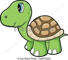 Cute Animal Clip Art Turtle