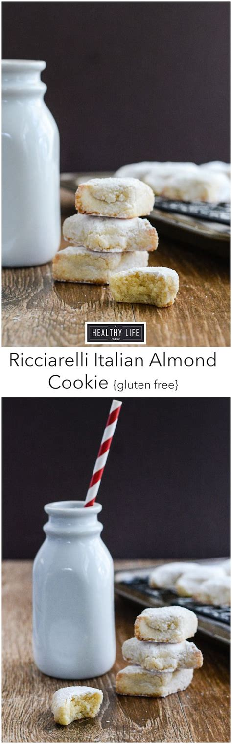 This old fashioned christmas cookie recipe is perfect for the holidays. Riciarelli (gluten free)   Recipe   Gluten free cookies, Italian almond cookies, Cookies recipes ...