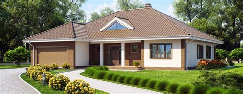 Vienstāvu mājas projekts. Kopēja platība 212m2
