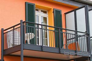 Balkon Nachträglich Anbauen : balkone einfamilienhaus bonda balkon und glasbau gmbh ~ Lizthompson.info Haus und Dekorationen