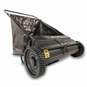 Agri-fab 26 In  Push Lawn Sweeper-45-0218