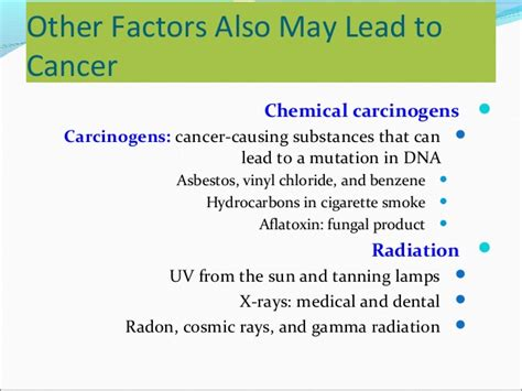 disease cancer
