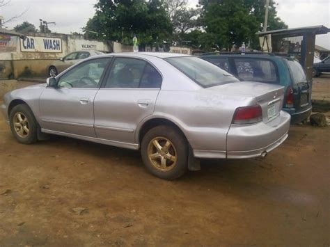 2000 Mitsubishi Galant Transmission by Mitsubishi Galant 2000 Model For Sale N390k Autos Nigeria