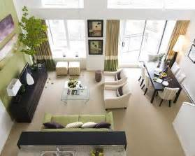 small living room dining room combo home garden design - Living Room Dining Room Combo Decorating Ideas