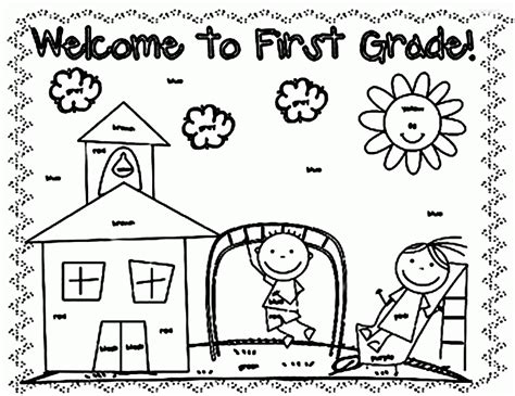coloring pages   grade coloring home