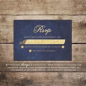 navy blue and gold wedding invitation glitter wedding With blue and gold wedding invitations uk