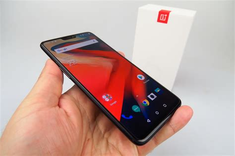 oneplus 6 unboxing taking the affordable snapdragon 845