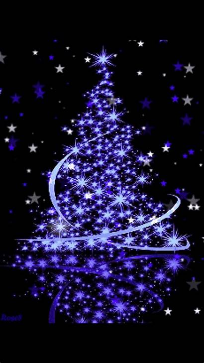 Christmas Merry Tree Animated Gifs Happy Xmas