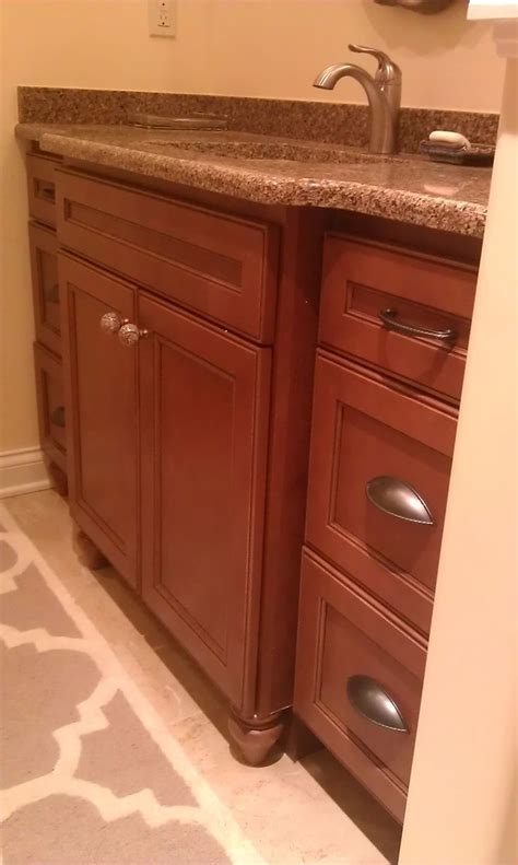 Guest Bath vanity cabinet ? Homecrest cabinetry, Eastport
