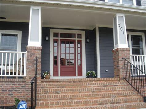 moulding front porch cozy like these brick craftsman columns front porch column