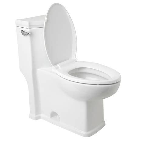 halcott  piece siphonic toilet elongated white