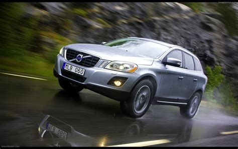 Volvo Xc60 2009 Widescreen Exotic Car Image #04 Of 18