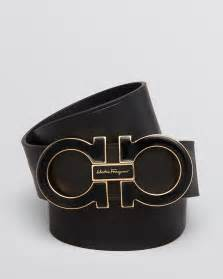 black trim salvatore ferragamo groppone enamel belt bloomingdale 39 s